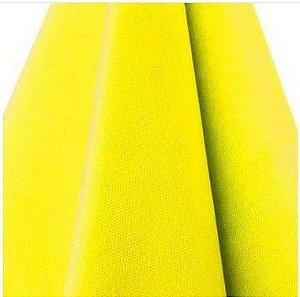 Tecido TNT Amarelo gramatura 80 - Pacote 10 metros