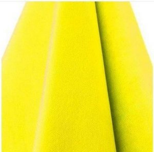 Tecido TNT Amarelo gramatura 80 - Pacote 50 metros