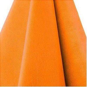 Tecido TNT Laranja gramatura 80 - Pacote 100 metros
