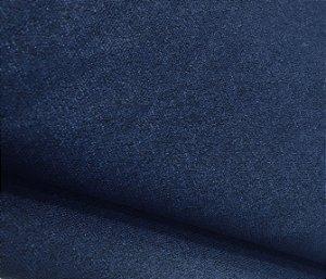 Tecido Estilo Linho Impermeável  Azul Marinho Liso - Ilhabela 12