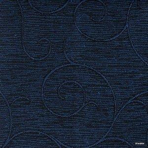 Tecido Jacquard Azul Ramos - PAR 42