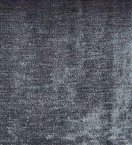 Tecido Velvet Plus Brilhante Cinza - Sue 09