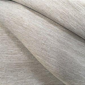 Tecido BlackOut Linho Mônaco Estilo Seda Areia 2,80m de Largura