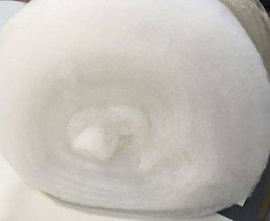 Manta fibra Siliconada 150 gramas, 15 metros de comprimento
