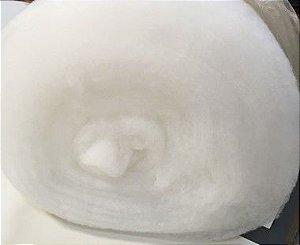Manta fibra Siliconada 150 gramas, 20 metros de comprimento