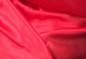 Tecido Cetim Vermelho