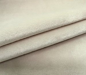 Tecido Veludo Soft Marfim
