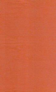 Tecido Voil cenoura liso