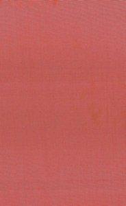 Tecido Voil vermelho maça liso