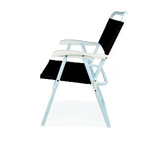 Cadeira MASTER PRETA - MOR