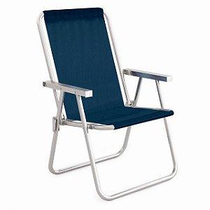 Cadeira ALTA CONF ALUM AZUL M SANNET - MOR