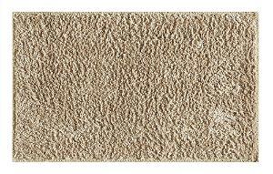 Tapete pelo macio silky 1,50cm x 2,00cm Bege Viiva