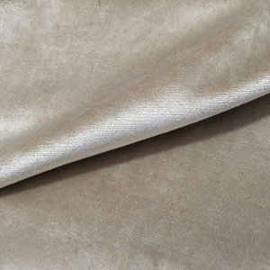 Tecido veludo liso Cor Bege - Valor de venda em atacado(Rolos), ler detalhes abaixo