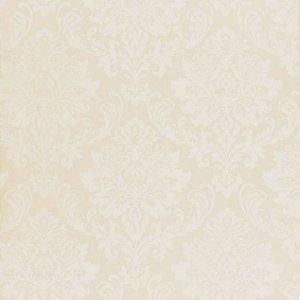Papel de Parede Ruby, Brasão Bege, Leve Brilho - TD310504