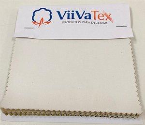 Mostruário de Tecido Courvin Dunas Viivatex - Amostra de 10x10 cm.