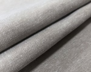 Tecido Linho Impermeabilizado Catarina - Areia - Macio, Liso, Confortável