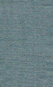 Tecido Chenille Viscose Azul Turquesa Claro Liso - RUS 36