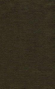 Tecido Chenille Viscose Liso Marrom - RUS 49