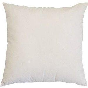 Enchimento para almofadas, tamanho 45 x45 cm