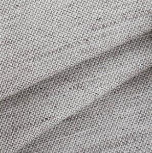 Tecido para Sofá Linho Rústico Liso Caqui Cru - Vice 35