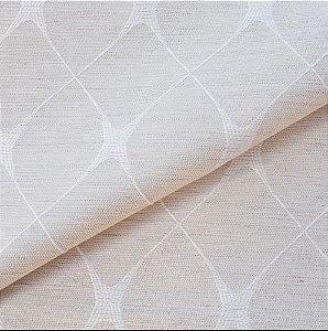 Tecido para Sofá e Estofado Jaquard Cinza Estrelado - Ferr - 13