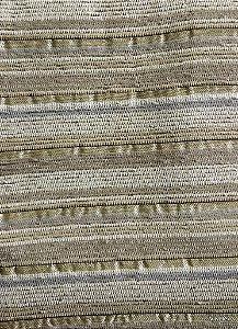 Tecido para sofa chenille Linhas em Tons de Creme e Bege - Tur 19