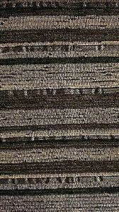 Tecido para sofa chenille Linhas Cinza e Musgo - Tur 31