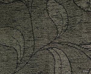 Tecido para sofa chenille Folhas Verde Seco - Tur 32
