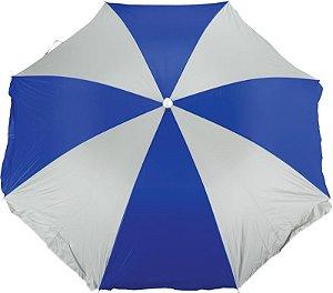 Guarda Sol Praia, Camping e Piscina 1,80 mts - Azul Mor-3717
