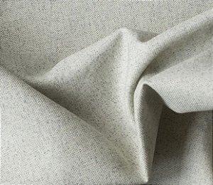 Tecido para Sofá e Estofado Impermeabilizado  Cinza Liso - AST-  26