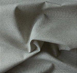 Tecido para Sofá e Estofado Impermeabilizado Gelo Liso - AST- 36