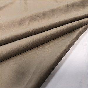 Tecido Veludo para Cortina 1,40 de largura - Camurça