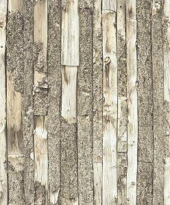 Papel De Parede Vinilico Picasso Estilo madeira L30407