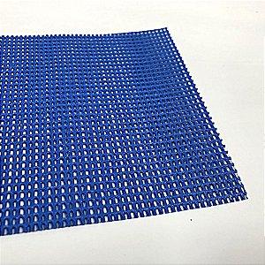 Telas Sling Grossa, Para Cama Elástica Azul