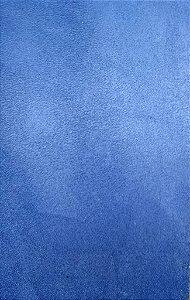 Tecido Suede Azul Royal (Azul BIC) Liso