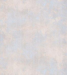 Papel de Parede Garden Abstrato Azul Claro e Branco - SZ002766
