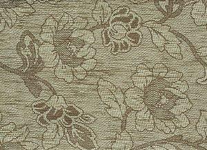 Tecido Chenille Floral Fendi - Pol 13