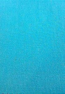 Tecido Lona 100% Algodão azul piscina claro - Dako 30