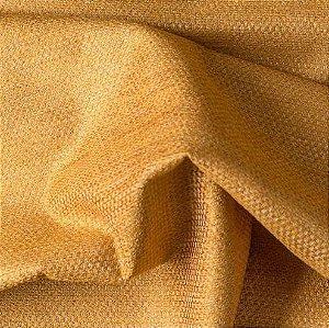 Tecido Para Sofá e Estofado Chenille Versalhes Mostarda -  VES 07