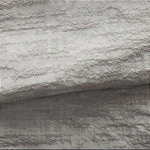 Tecido para Sofá e Estofado Jaquard  Marrom Claro Estrelado - Ferr - 18