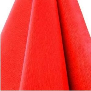 Tecido TNT Vermelho liso gramatura 40 - Pacote 100 metros