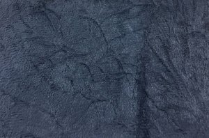 Tecido veludo Amassado Azul - 09