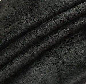 Tecido veludo Amassado Cor preto- Valor de venda em atacado(Rolos), ler detalhes abaixo