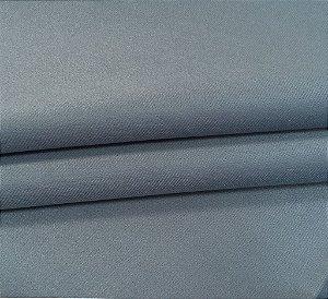 Tecido Veludo Azul Indico Liso