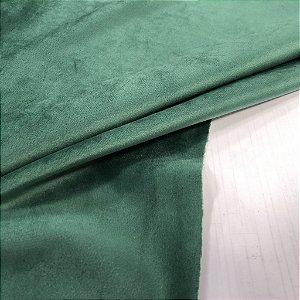 Tecido Veludo para Cortina 1,40 de largura - Verde