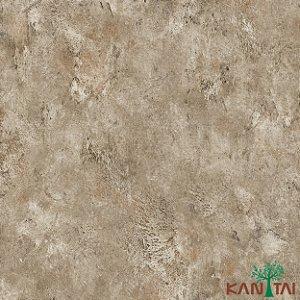 Papel de Parede Moda Em casa 2 Cimento Marrom Claro - MD700104R