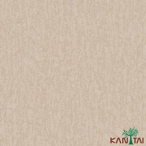 Papel de Parede Moda Em casa 2 Cimento Texturizado Chapiscado Bege Escuro - MD700304R