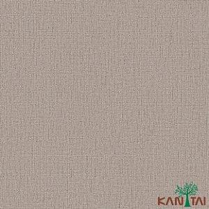 Papel de Parede Moda Em casa 2 Linho Marrom Claro - MD700410R