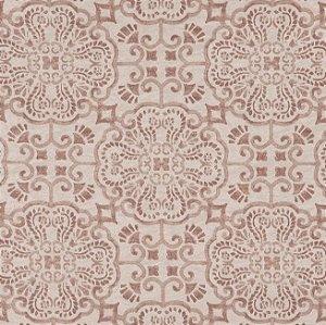 Tecido Jacquard Impermeabilizado Atimo Parma Rose - Marb 09