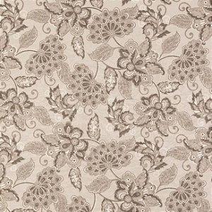Tecido Jacquard Impermeabilizado Siwa Bege - Marb 14